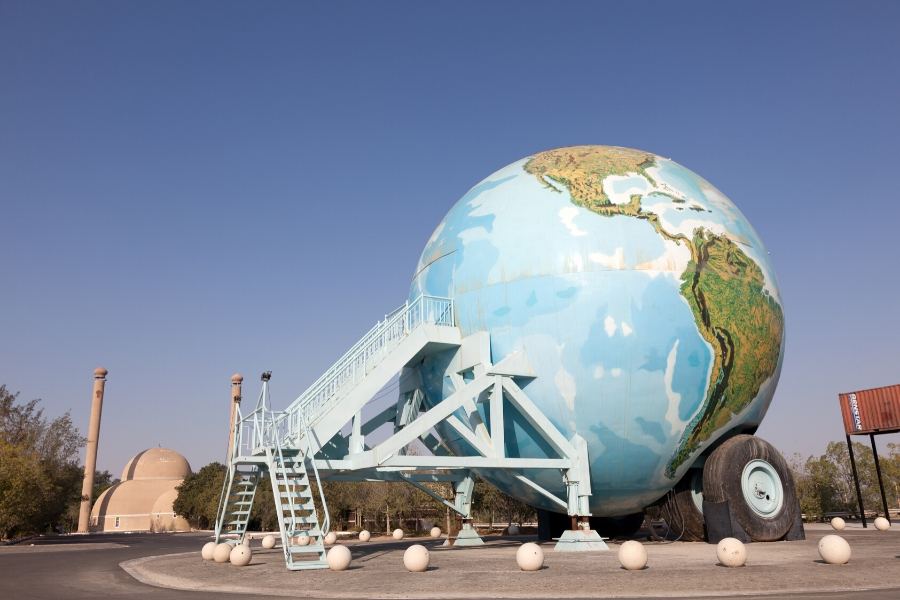 World caravan
