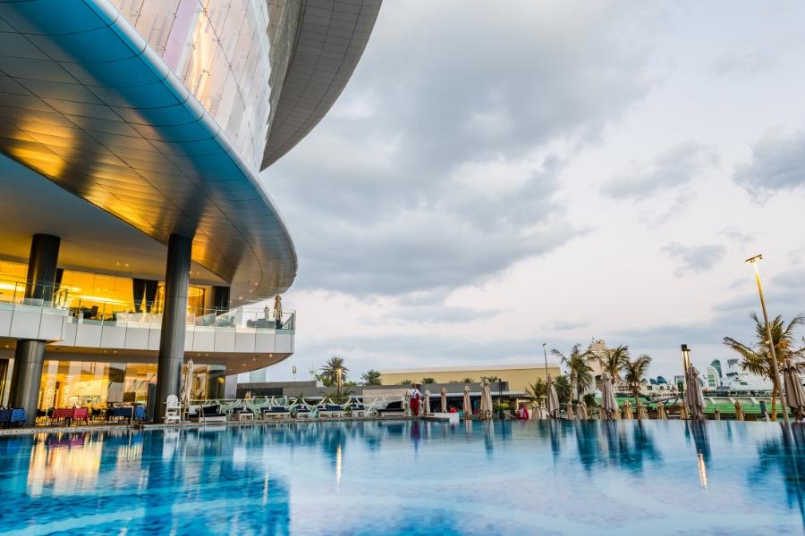 Jumeirah Etihad Towers AD