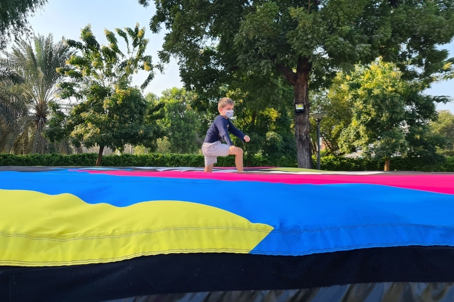 Bounce Umm Al Emarat Our Globetrotters