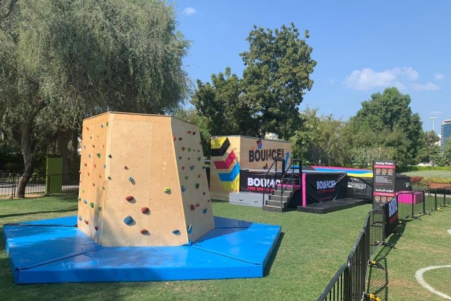 Bounce Umm Al Emarat park