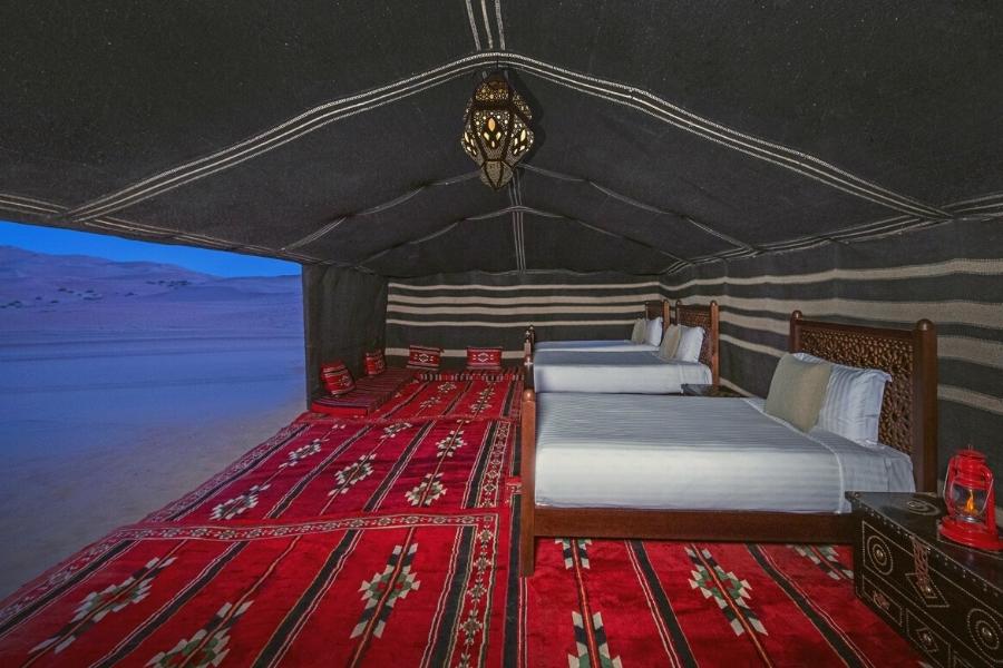 Qasr Al Sarab Camp Nujum