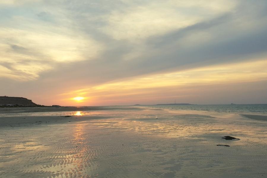 Shuweihet Beach Abu Dhabi