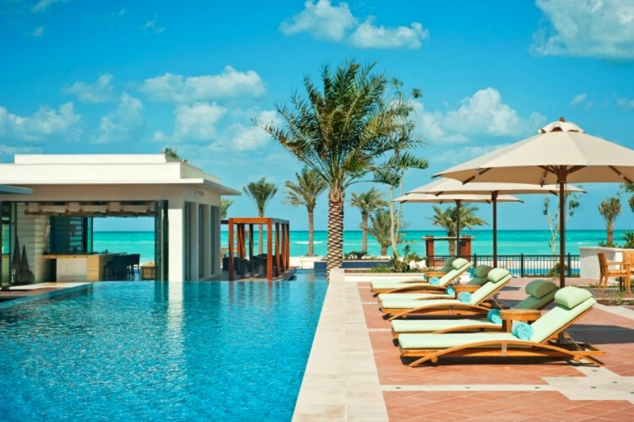 Saadiyat Island Hotels - The St Regis Saadiyat Island