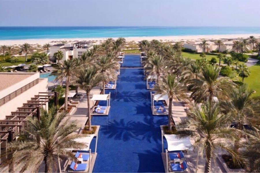 Saadiyat Island Hotels - park HYATT Abu Dhabi